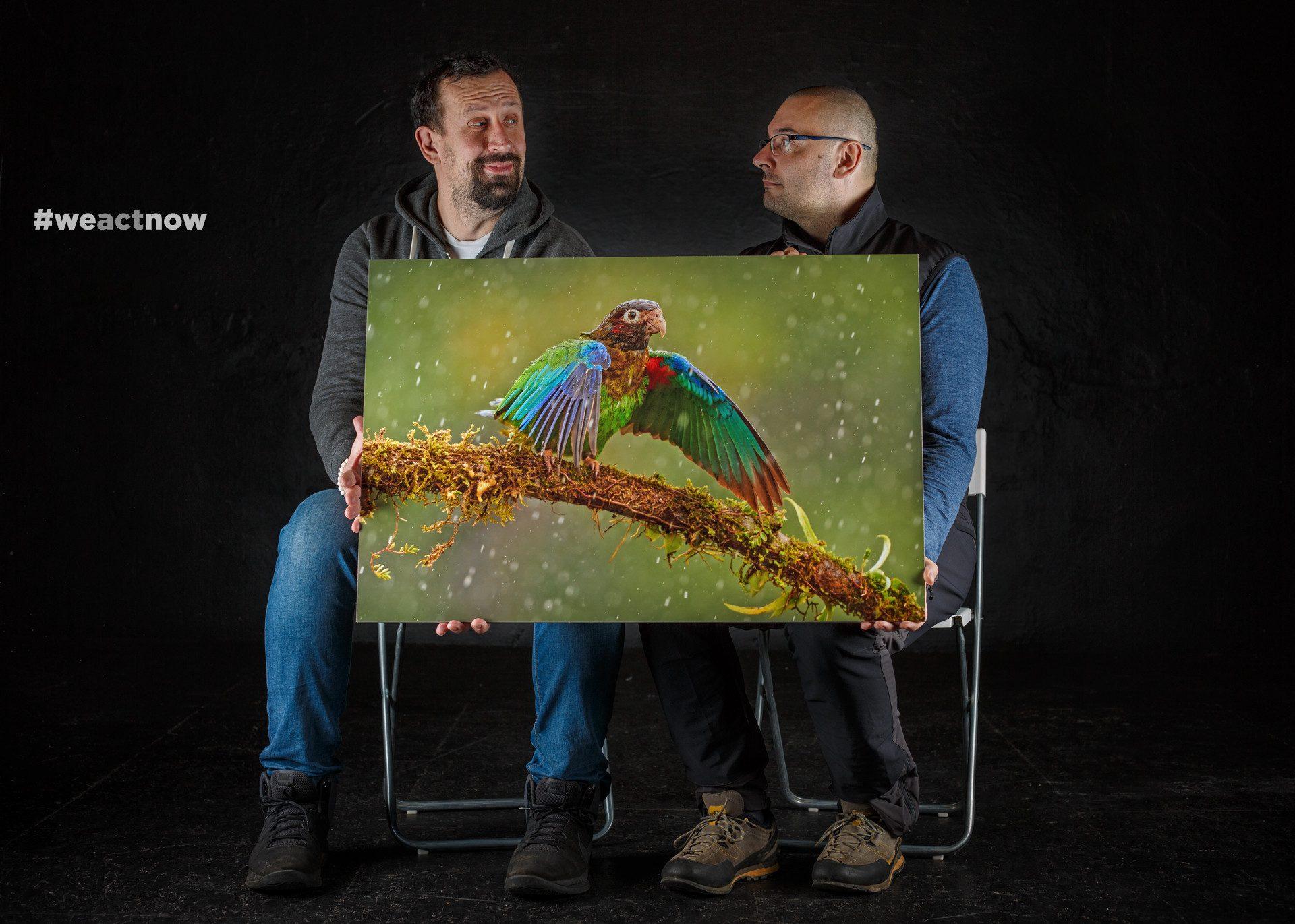Pavel Šimčík a Petr Bambousek